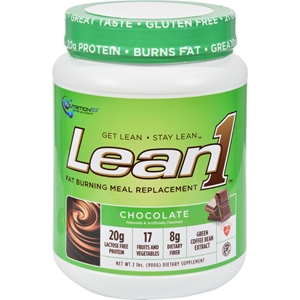Picture of Nutrition53 Lean1 Nature's Performance Shake - Chocolate - 2 Lbs