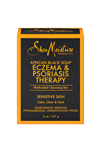 Picture of SheaMoisture SM African Black Soap Eczema Therapy (Medicated) 5 oz