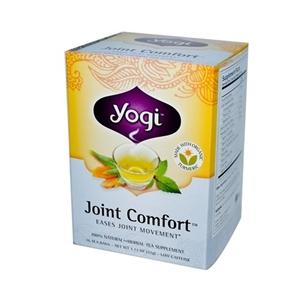 Picture of Yogi Tea Joint Comfort - 16 Tea Bags - Cs_6