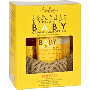 Picture of Raw Shea Baby Gift Setkit