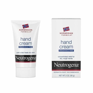 Picture of Neutrogena Hand Cream Fragrance Free 2 Oz.