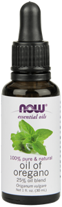 Picture of Now Foods Oil Of Oregano Blend - 1 Oz.