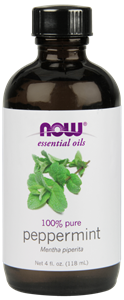 Picture of Now Foods Peppermint Oil - 4 Oz.
