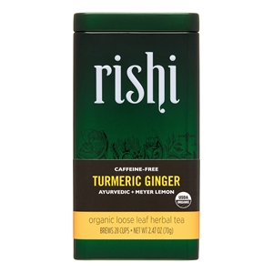 Picture of Rishi Tea Turmeric Ginger, 2.47 Ounce