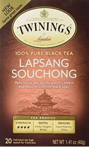 Picture of Twinings Tea, Tea,Lapsang Souchong 20 Bag