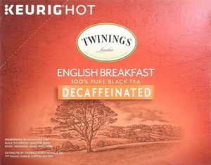 Picture of Twinings Tea, K-Cup,Tea,Eng Brfst,Deca 12 Ct