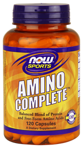 Picture of Now Foods Amino Complete� - 120 Capsules