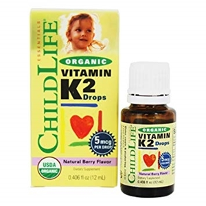 Picture of Childlife Organic Vitamin K2  (Liquid)