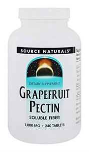 Picture of Source Naturals Grapefruit Pectin 1000 Mg 240 Tablet